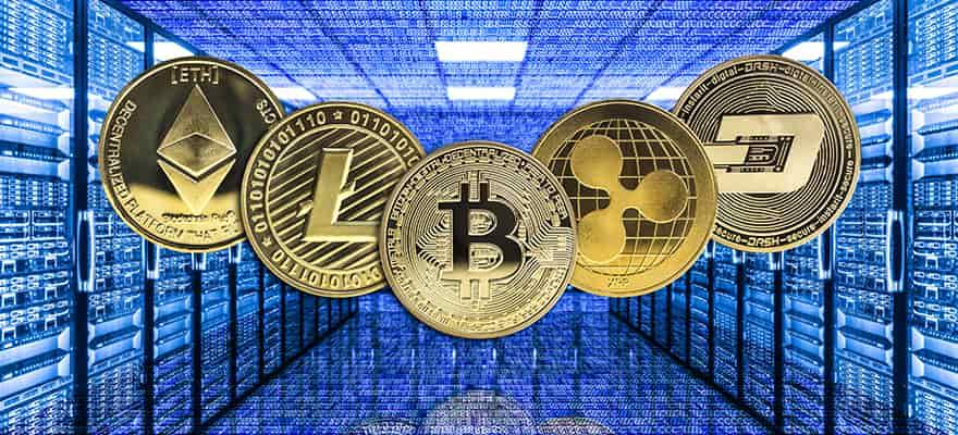 Tiền điện tử là một giải pháp đầu tư an toàn.