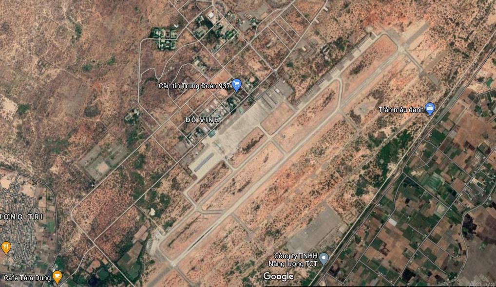 Ninh Thuận đề xuất đưa Cảng hàng không dân dụng Thành Sơn vào qui hoạch - Ảnh 2.