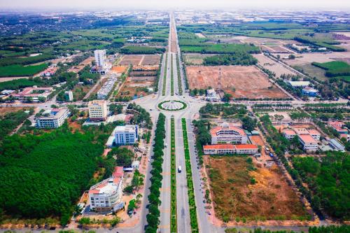 Duyệt qui hoạch khu dân cư gần 37 ha tại Nhơn Trạch, Đồng Nai