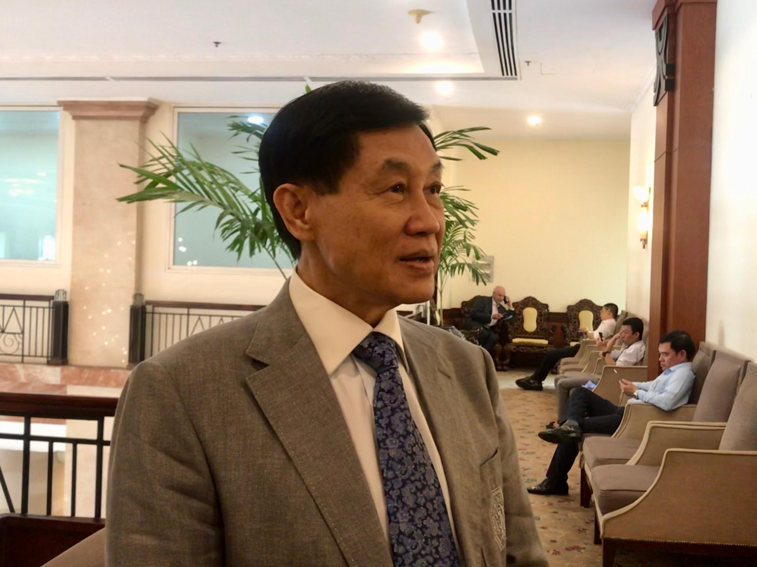 Johnathan Hạnh Nguyễn: '3-5 năm tới, Việt Nam sẽ có các khu phi thuế quan đón hàng trăm triệu khách nhờ EVFTA' - Ảnh 1.