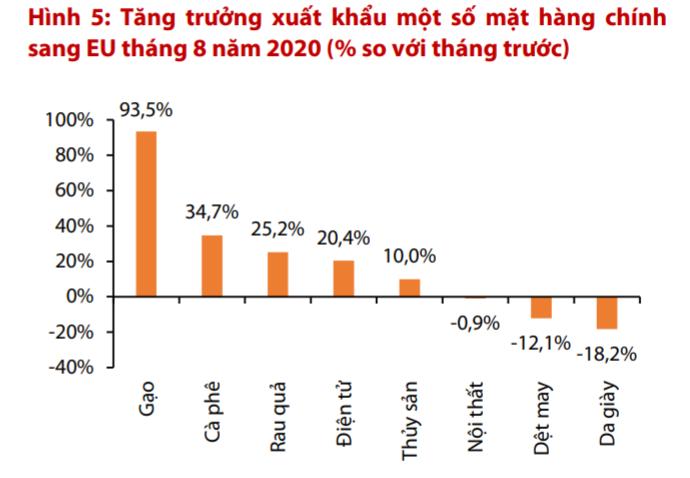 VDSC: Đại dịch kìm hãm tác động của EVFTA trong ngắn hạn - Ảnh 1.