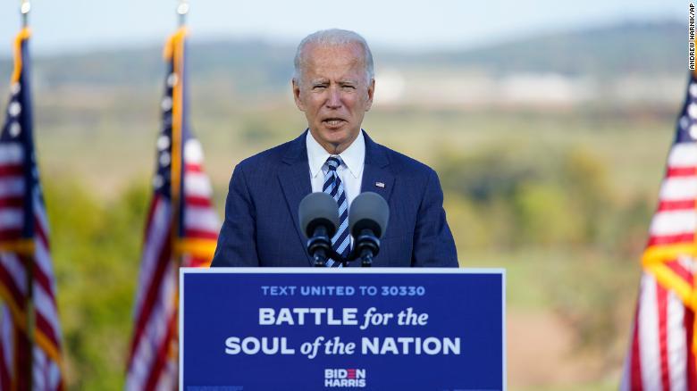 Ông Biden không muốn tranh luận tổng thống nếu ông Trump còn COVID-19 - Ảnh 1.