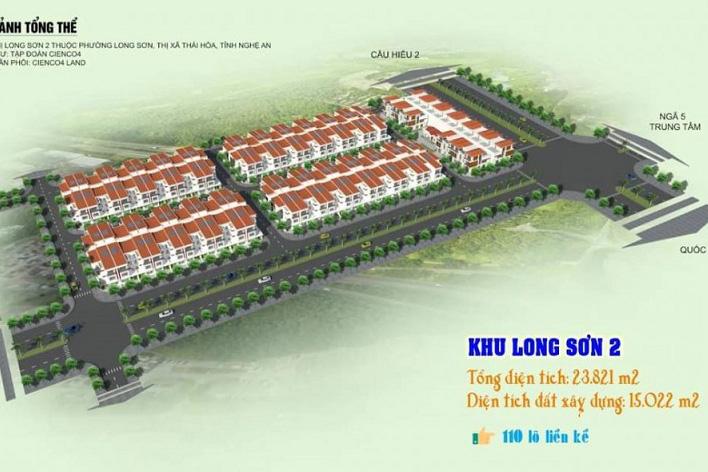 Cienco 4 chuyển nhượng Khu đô thị Long Sơn 2 cho ai?