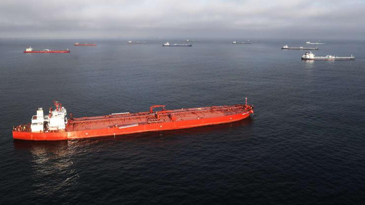 Giá xăng dầu hôm nay 8/10: Giá dầu giảm trở lại trước báo cáo về số hàng tồn kho tăng - Ảnh 1.