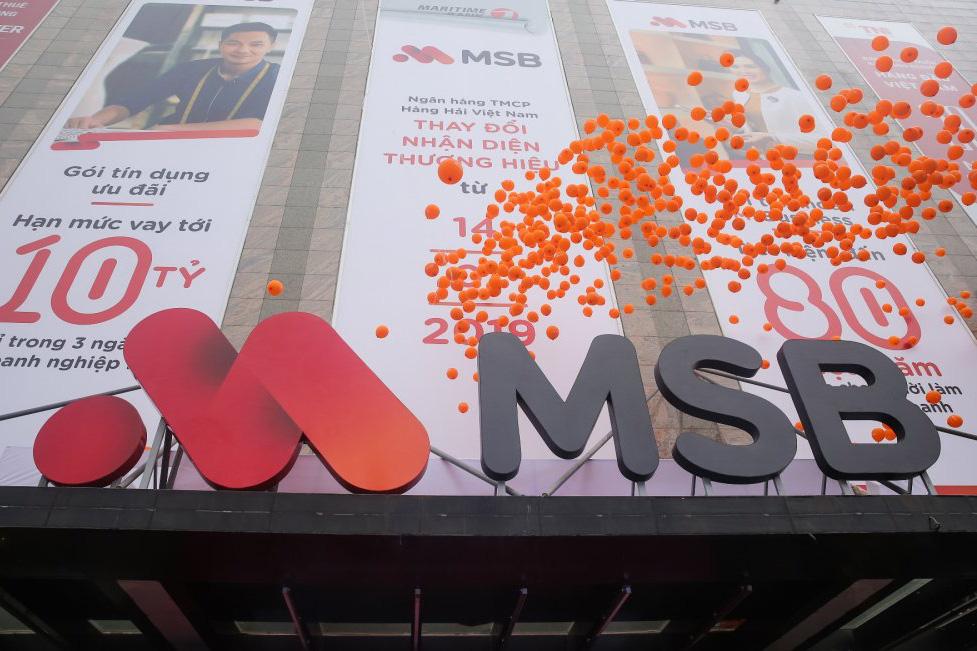 HOSE đã nhận được hồ sơ đăng kí niêm yết hơn 1,17 tỉ phiếu của MSB