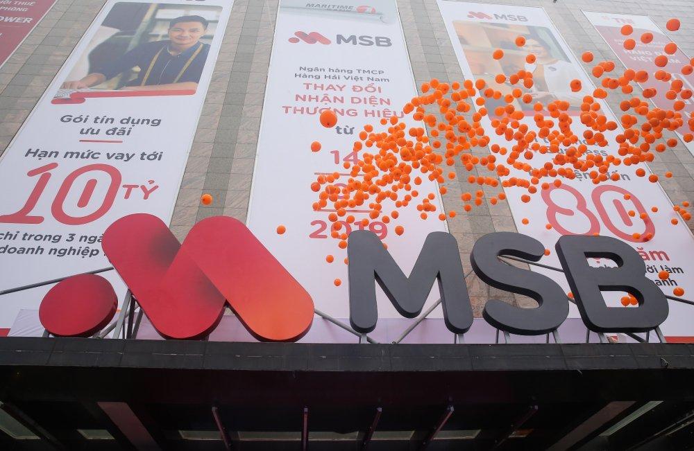 MSB đã nộp hồ sơ niêm yết trên HOSE - Ảnh 1.