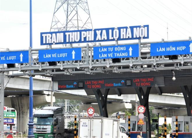 Đề xuất thu phí BOT xa lộ Hà Nội từ 1/11 - Ảnh 1.