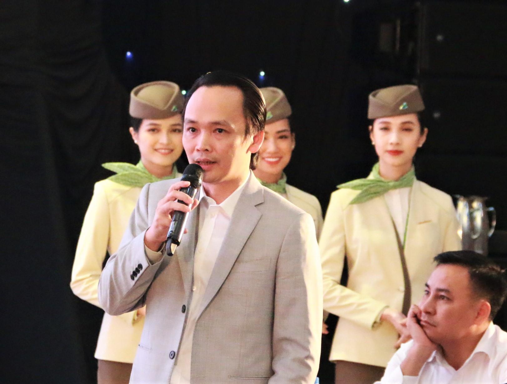 Ông Trịnh Văn Quyết tìm người làm việc cho Bamboo Airways tại Mỹ - Ảnh 1.