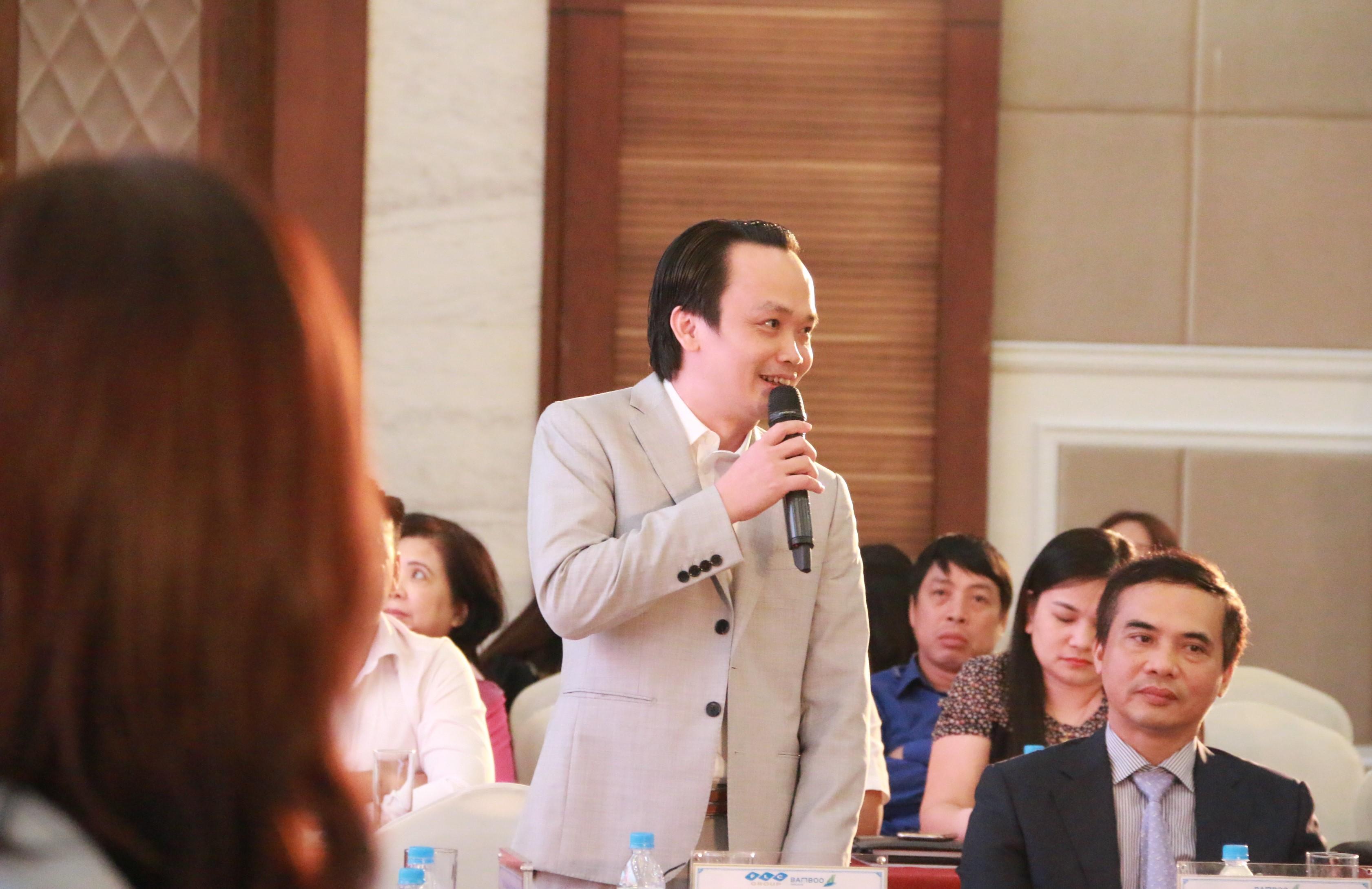 'Nếu Bamboo Airways lên sàn với giá 60 thì FLC thành công lớn vì giá vốn đầu tư chỉ là 10' - Ảnh 2.