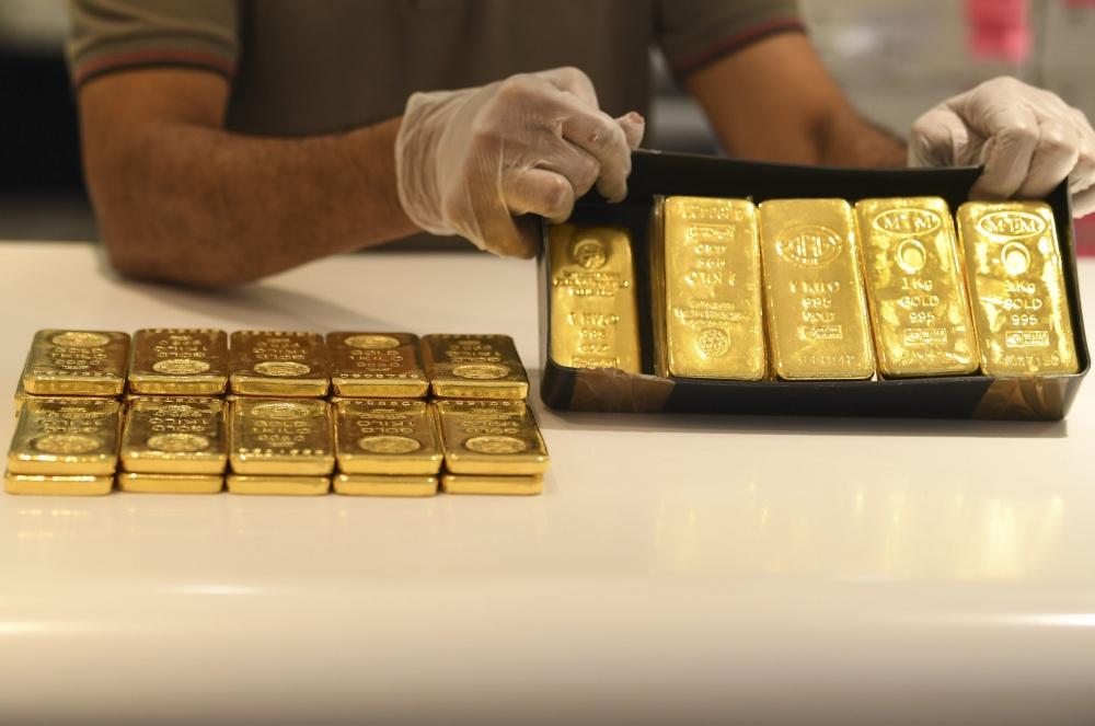 Giá vàng hôm nay 9/10: Vàng miếng SJC đảo chiều tăng 200.000 đồng/lượng - Ảnh 1.