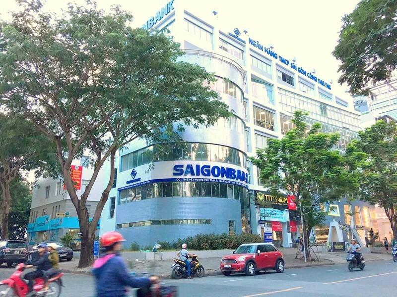 308 triệu cổ phiếu Saigonbank sẽ lên UPCoM từ ngày 15/10 - Ảnh 1.