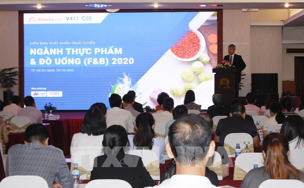 Thực phẩm, đồ uống Việt tận dụng thương mại điện tử vươn ra thế giới - Ảnh 1.