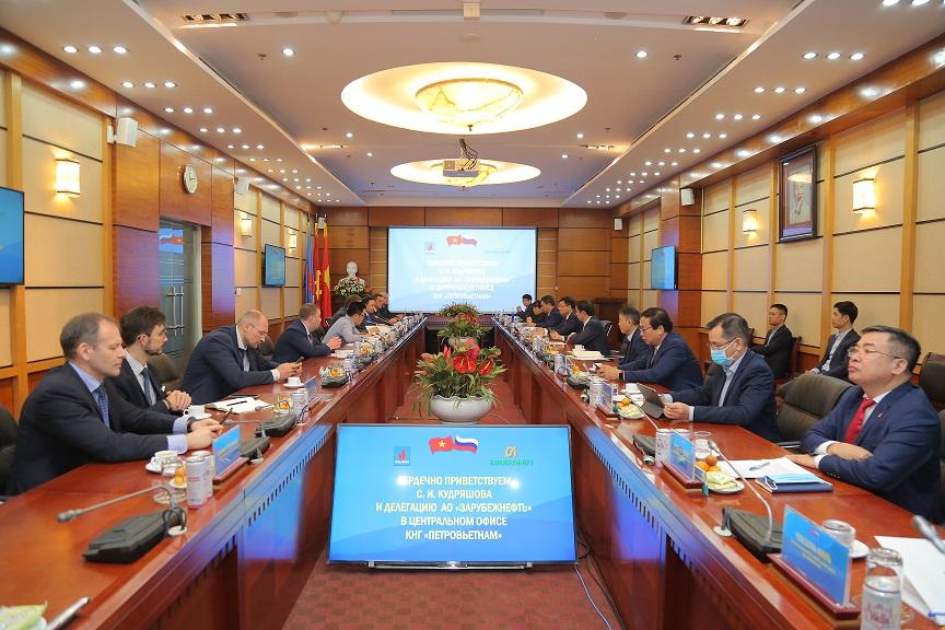 Công ty dầu khí LB Nga muốn cùng PVN làm năng lượng tái tạo tại Việt Nam - Ảnh 1.