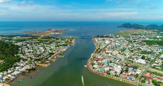 Tình hình triển khai dự án của Vingroup, FLC, Đất Xanh,... tại Kiên Giang ra sao? - Ảnh 1.