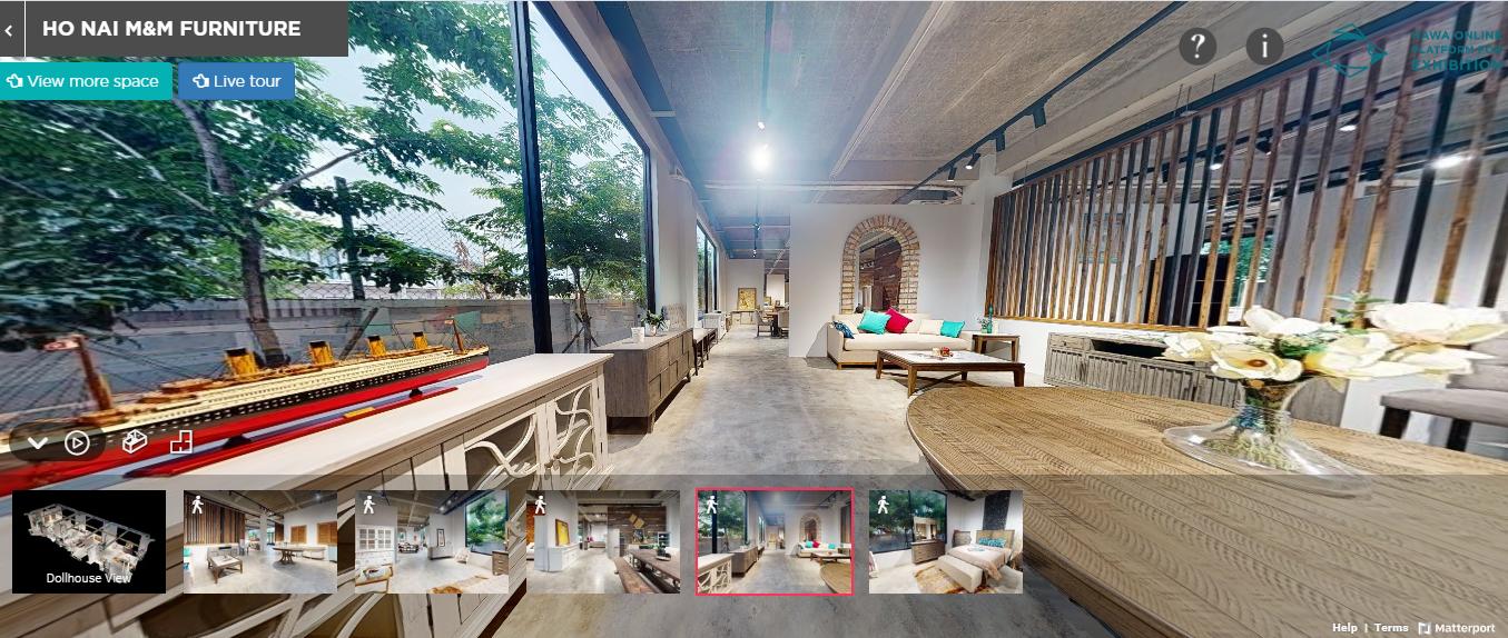 Xu hướng đưa đồ gỗ nội thất lên sàn thương mại điện tử - Ảnh 2.