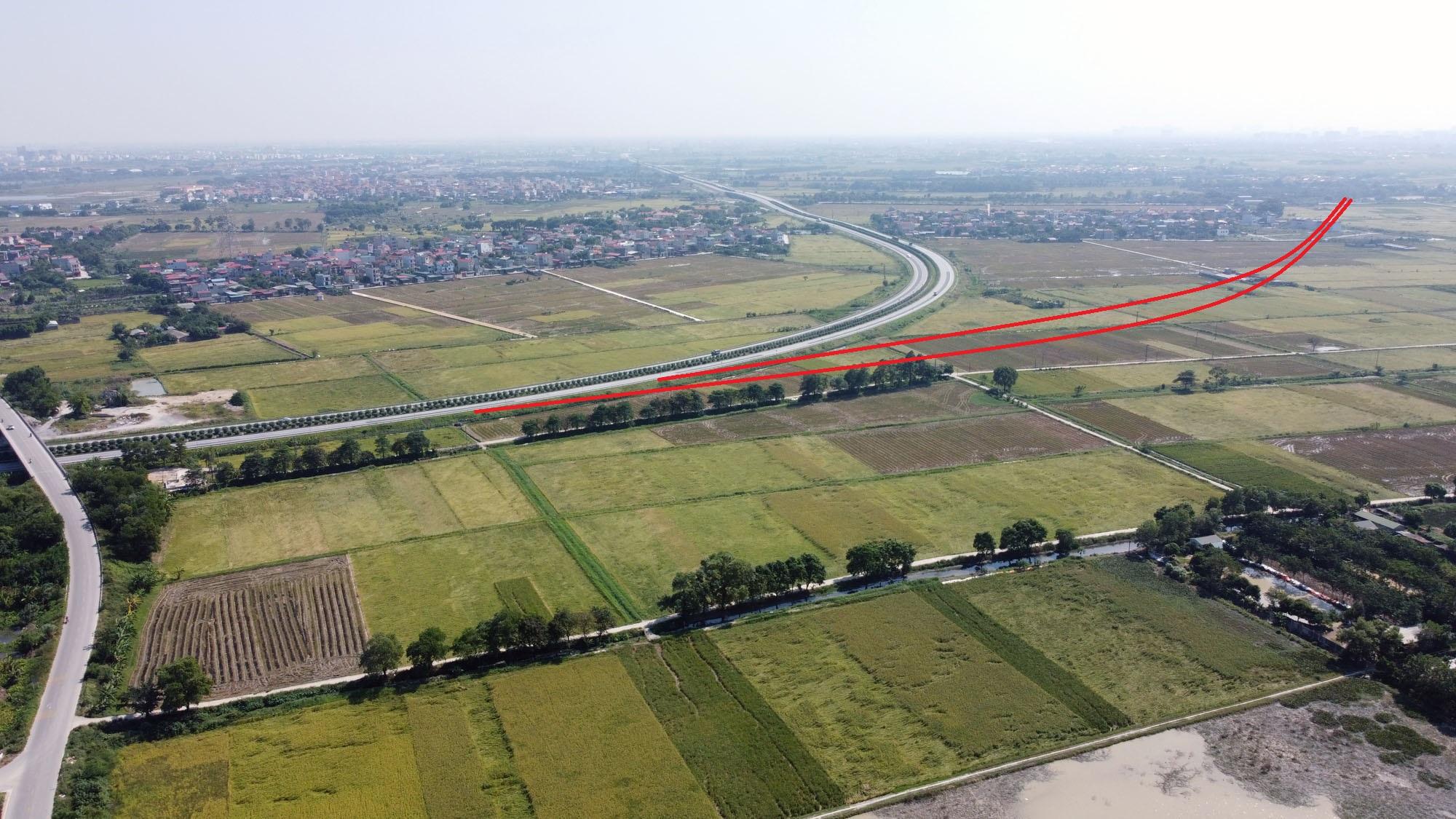 đường sẽ mở theo qui hoạch ở xã Dục Tú, Đông Anh, Hà Nội - Ảnh 7.