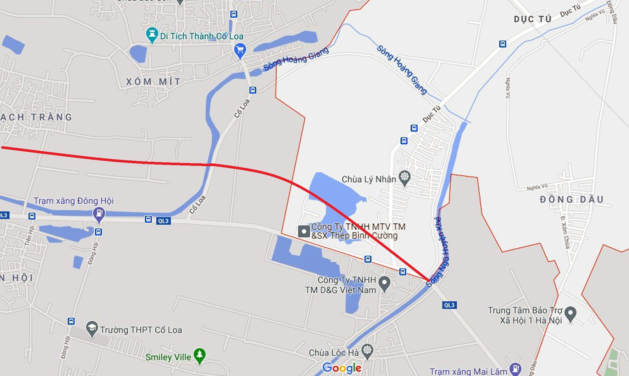Ba đường sẽ mở theo qui hoạch ở xã Dục Tú, Đông Anh, Hà Nội - Ảnh 12.