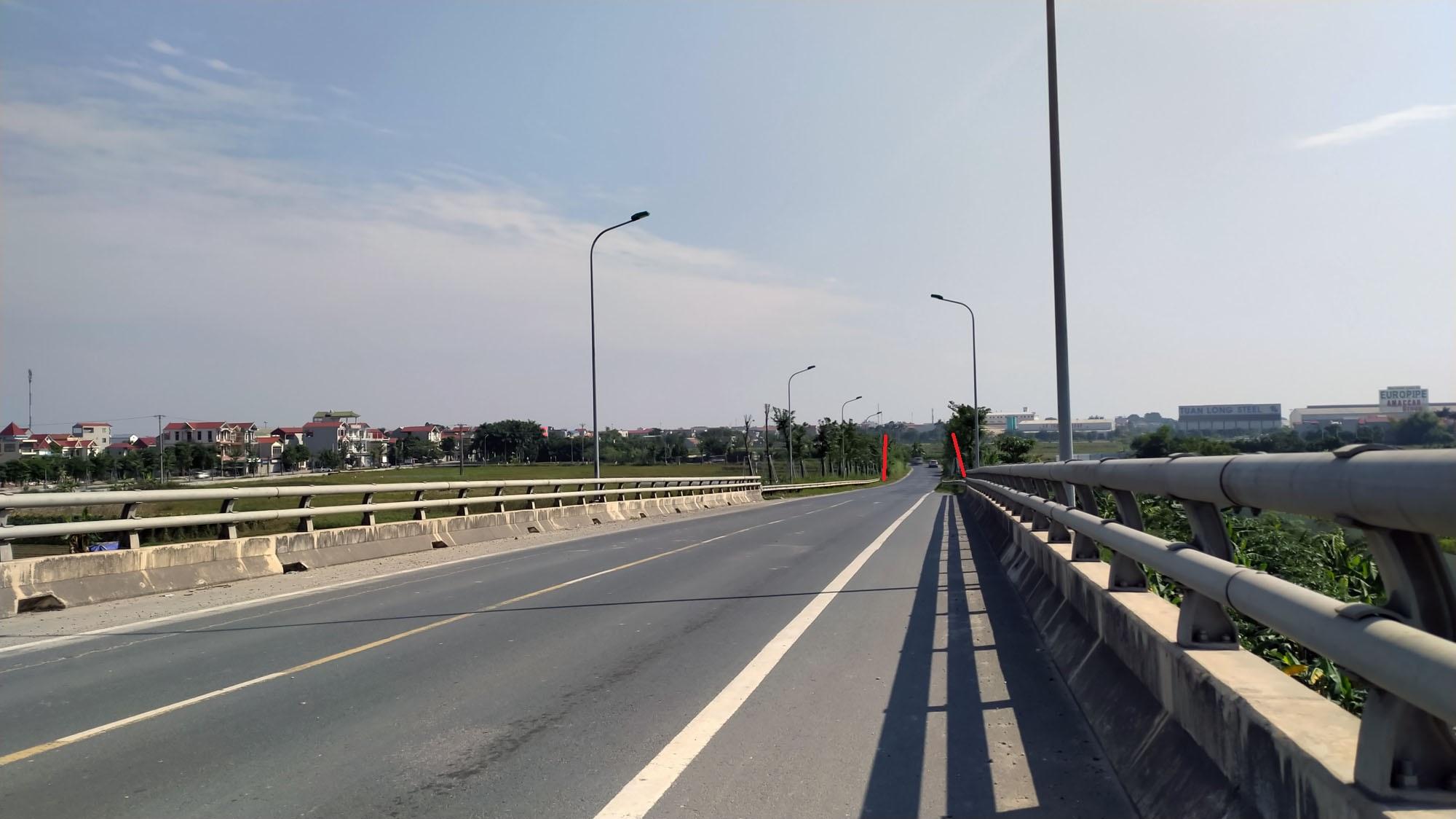 đường sẽ mở theo qui hoạch ở xã Nguyên Khê, Đông Anh, Hà Nội - Ảnh 4.
