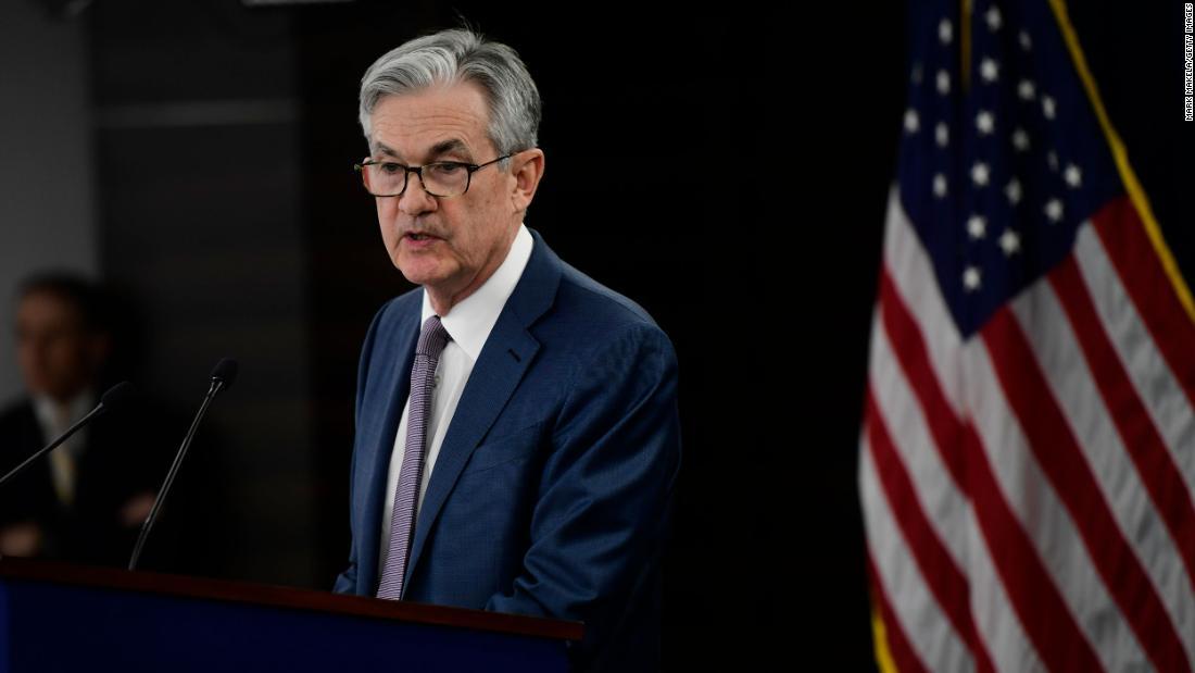 Mối lo của Chủ tịch Fed về nền kinh tế Mỹ bây giờ - Ảnh 1.