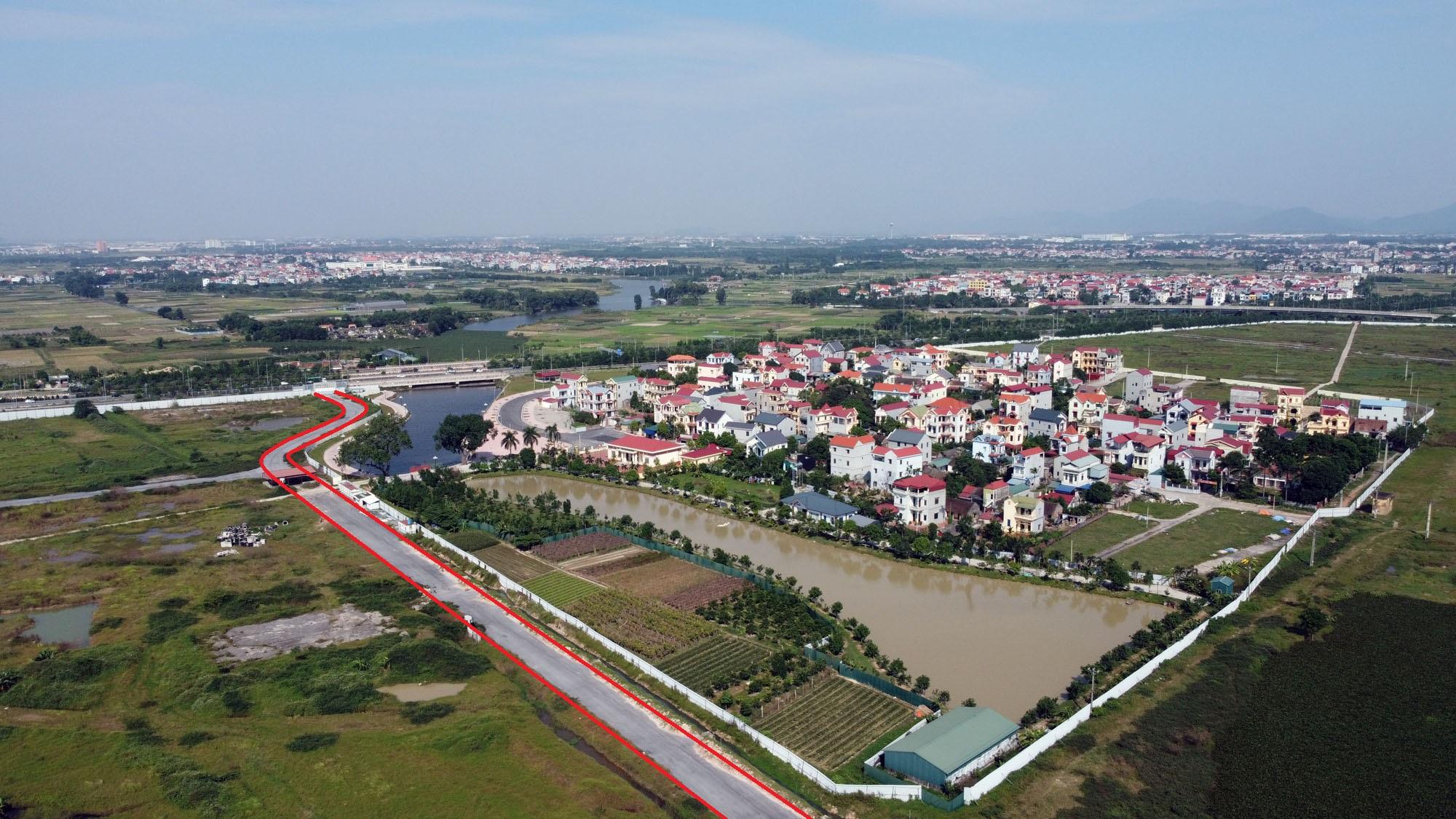 5 đường sẽ mở theo qui hoạch ở xã Nguyên Khê, Đông Anh, Hà Nội - Ảnh 11.