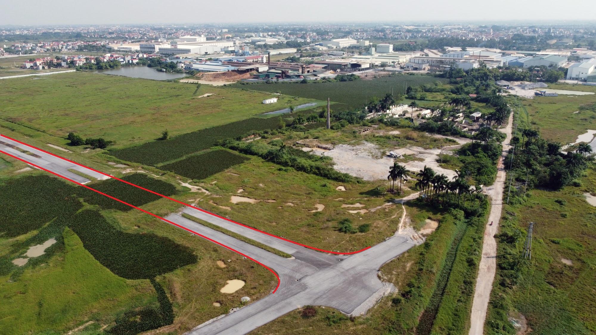 5 đường sẽ mở theo qui hoạch ở xã Nguyên Khê, Đông Anh, Hà Nội - Ảnh 12.