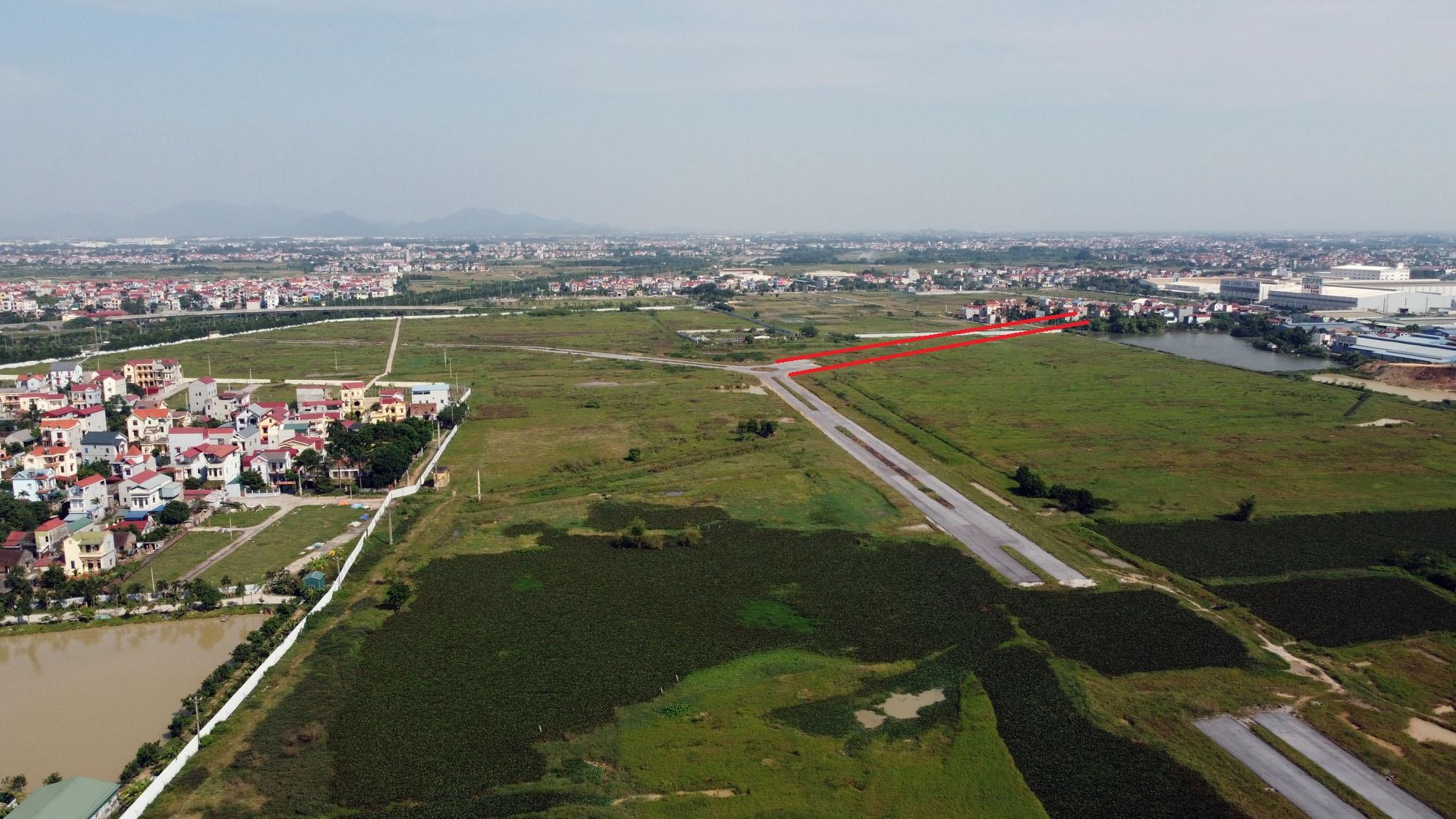 5 đường sẽ mở theo qui hoạch ở xã Nguyên Khê, Đông Anh, Hà Nội - Ảnh 14.