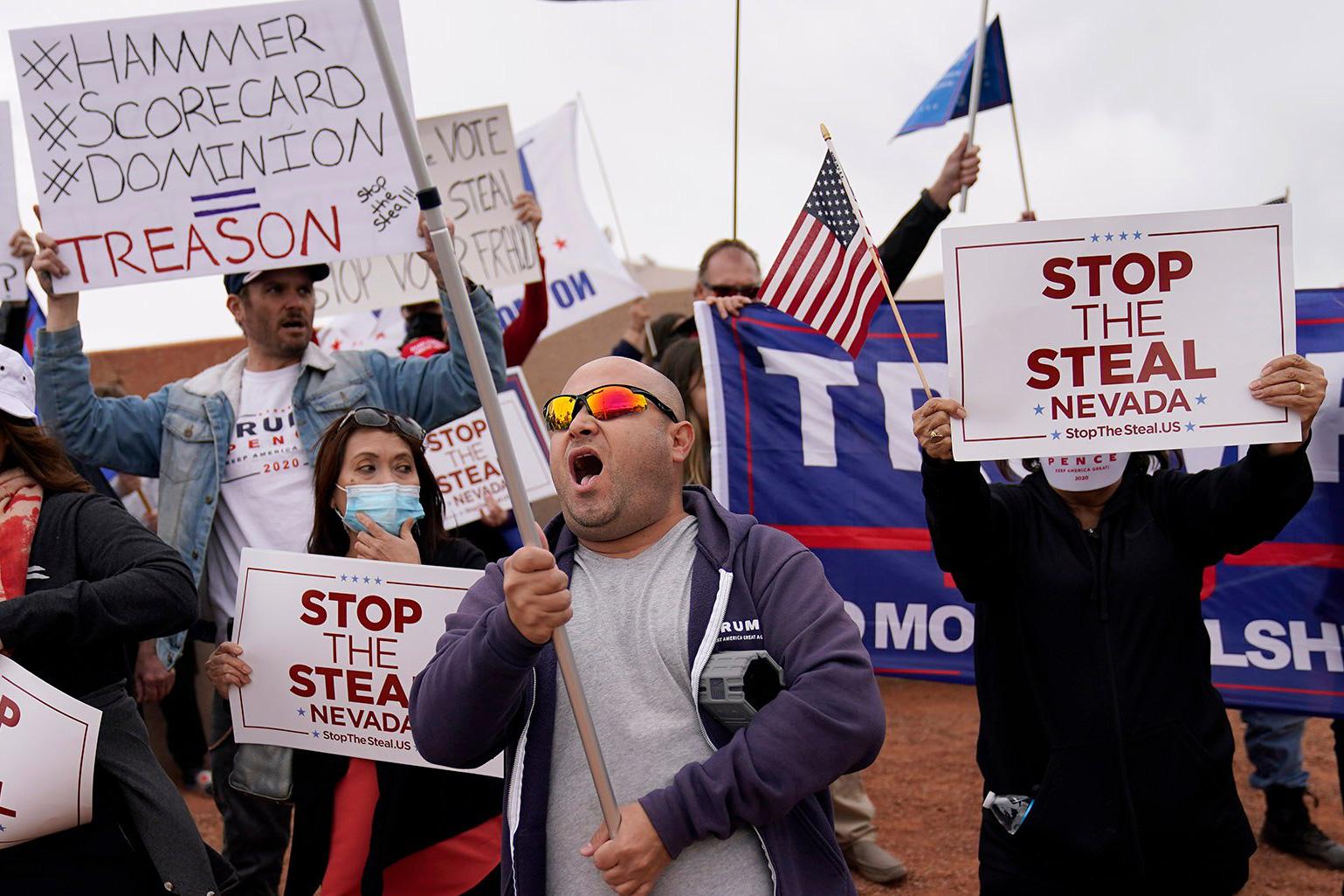 Người biểu tình ủng hộ ông Trump sẽ đổ về thủ đô Washington trong cuối tuần này