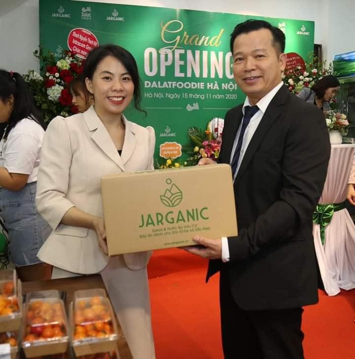 Dalat FOODIE mở cửa hàng đầu tiên tại Hà Nội sau khi gọi vốn thành công từ Shark Tank - Ảnh 1.