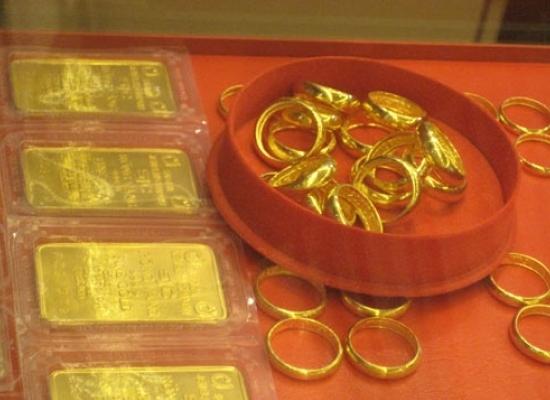Giá vàng hôm nay 16/11: Mở phiên đầu tuần, SJC tăng 100.000 đồng/lượng - Ảnh 1.