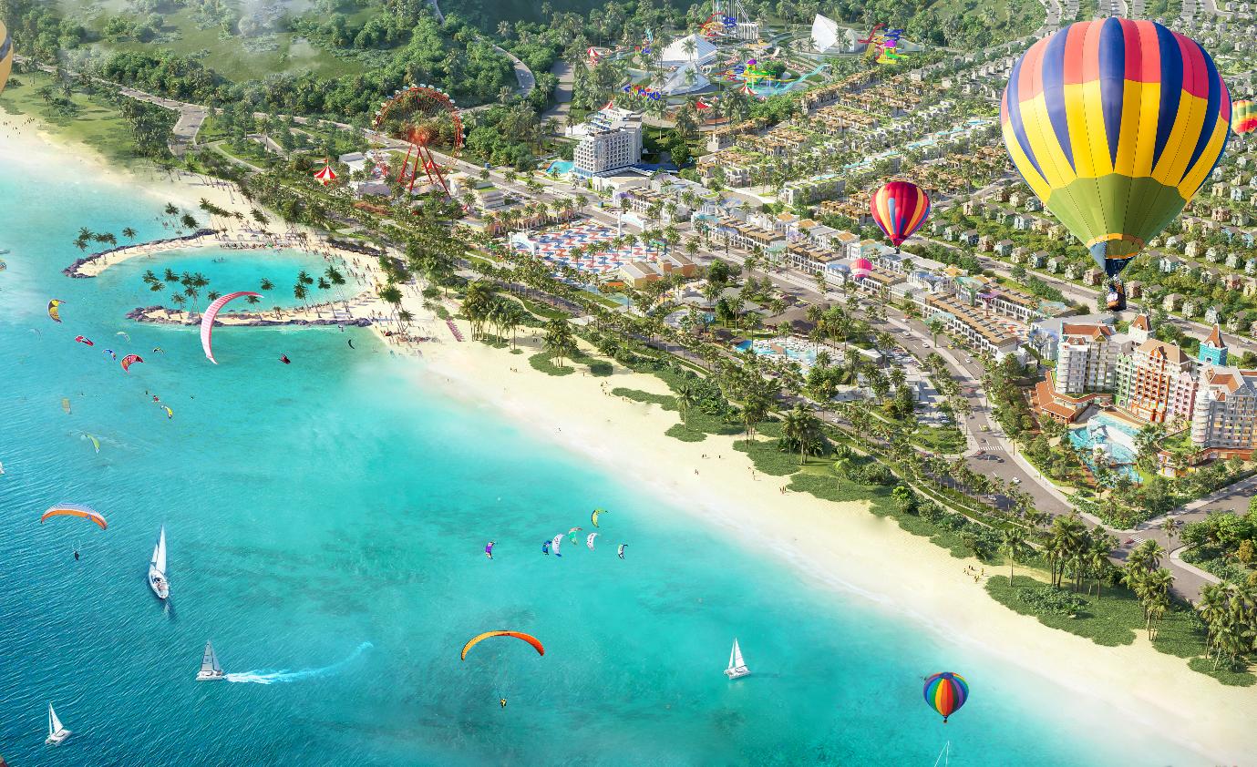Nhà đầu tư phía Bắc chú ý second home biển Phan Thiết - Ảnh 2.