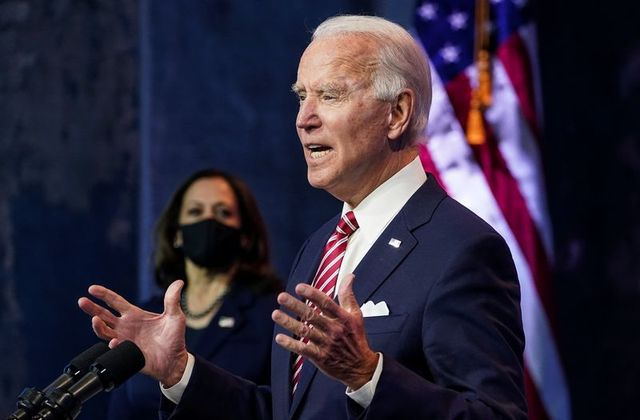 Ông Biden công bố một số nhân sự cấp cao cho Nhà Trắng - Ảnh 1.