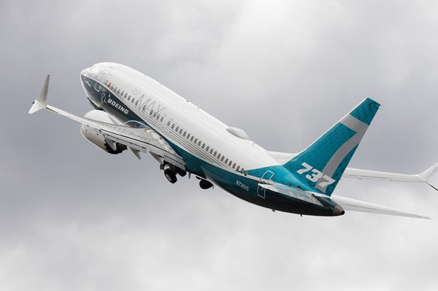 Mỹ: FAA cấp phép bay trở lại cho dòng máy bay 737 MAX của Boeing - Ảnh 1.