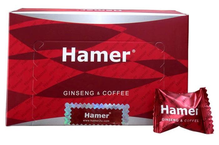 Sản phẩm Kẹo Hamer chứa dược chất cấm - Ảnh 1.