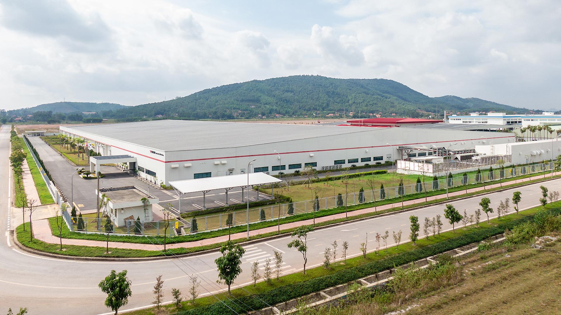 Khu công nghiệp Đông Mai của Viglacera đón thêm 160 triệu USD vốn FDI - Ảnh 1.