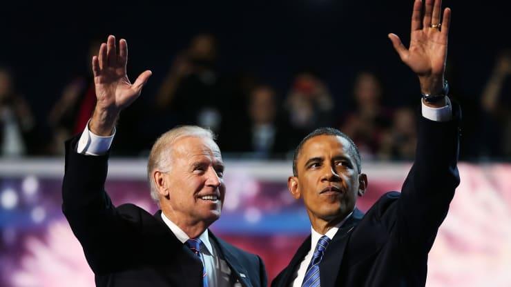 Bước đường tiến tới ngưỡng cửa Nhà Trắng của ông Biden - Ảnh 3.
