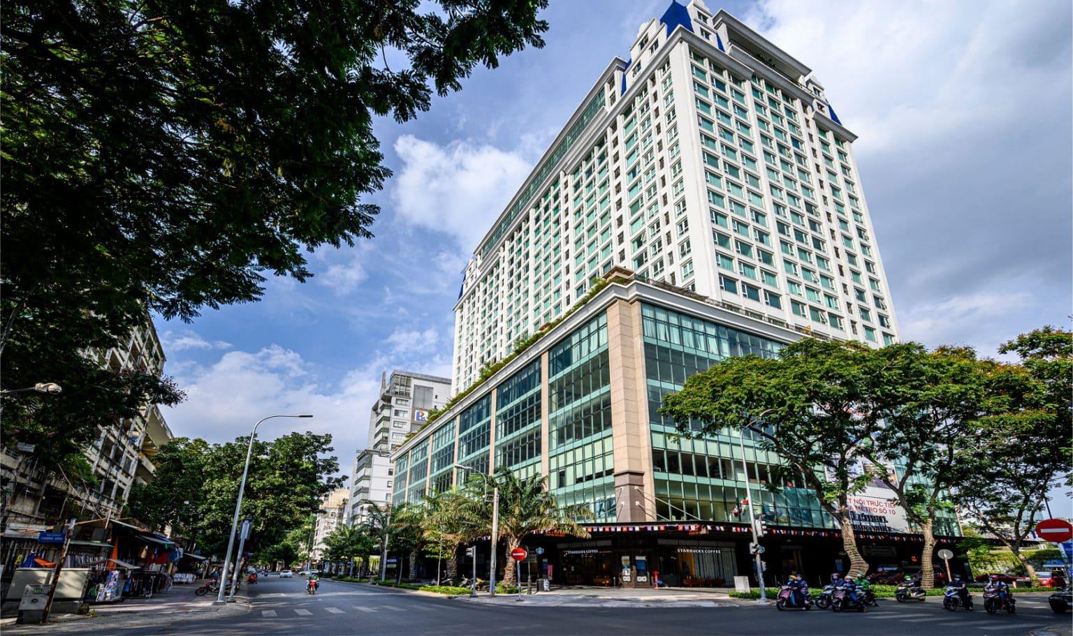 VietinBank bán đấu giá dự án hạng sang ngay trung tâm Sài Gòn của C.T Phương Nam - Ảnh 2.