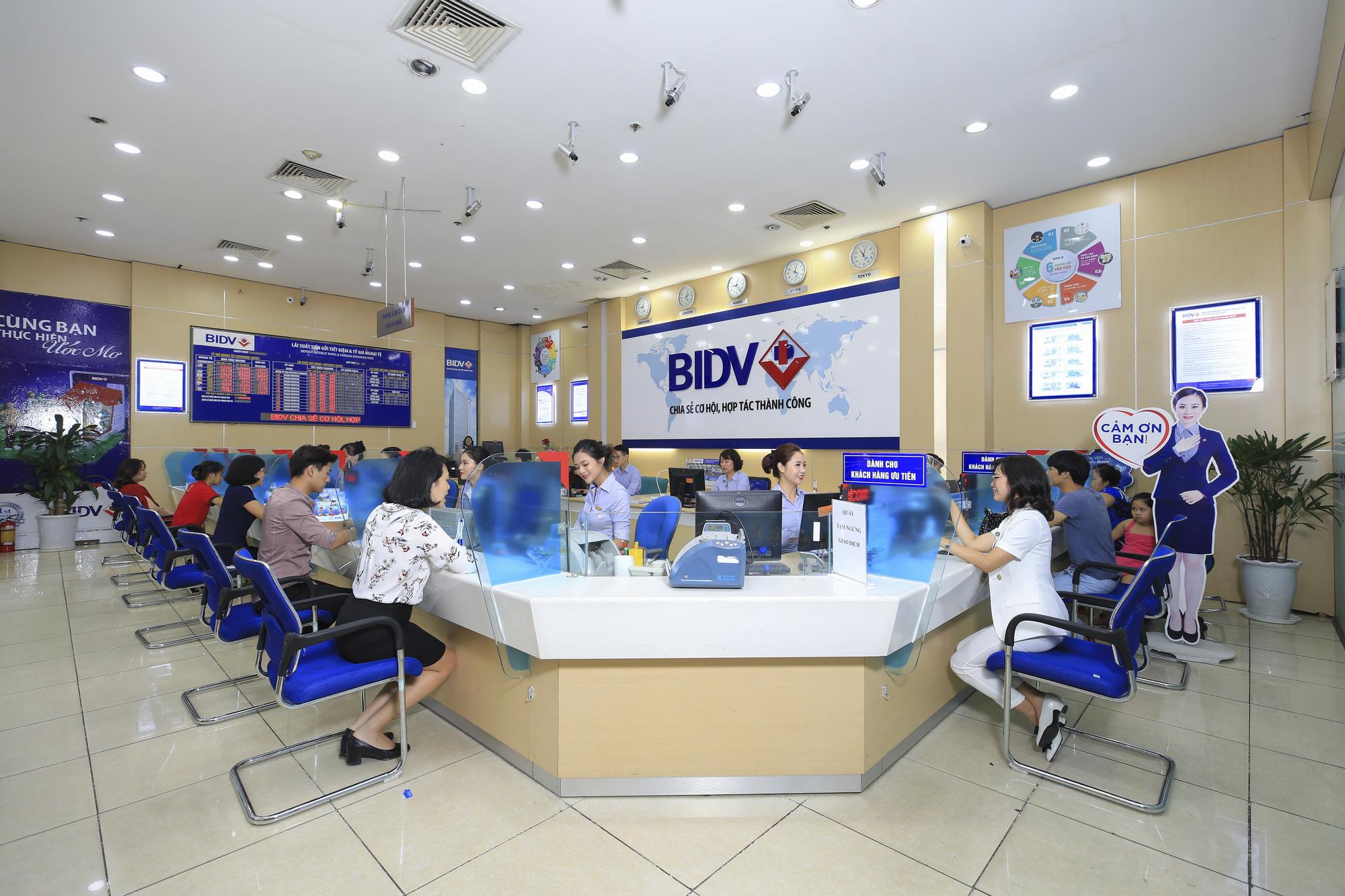 Lãi suất ngân hàng BIDV mới nhất tháng 11/2020 - Ảnh 1.