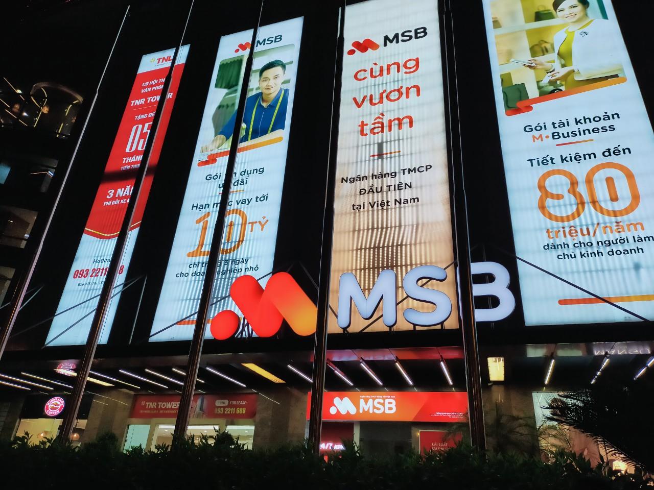Gần 21,8 triệu cổ phần MSB được chuyển nhượng trước thềm lên HOSE - Ảnh 1.
