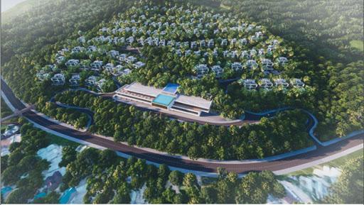 Bình Định điều chỉnh qui hoạch dự án Casa Marina Resort - Ảnh 1.