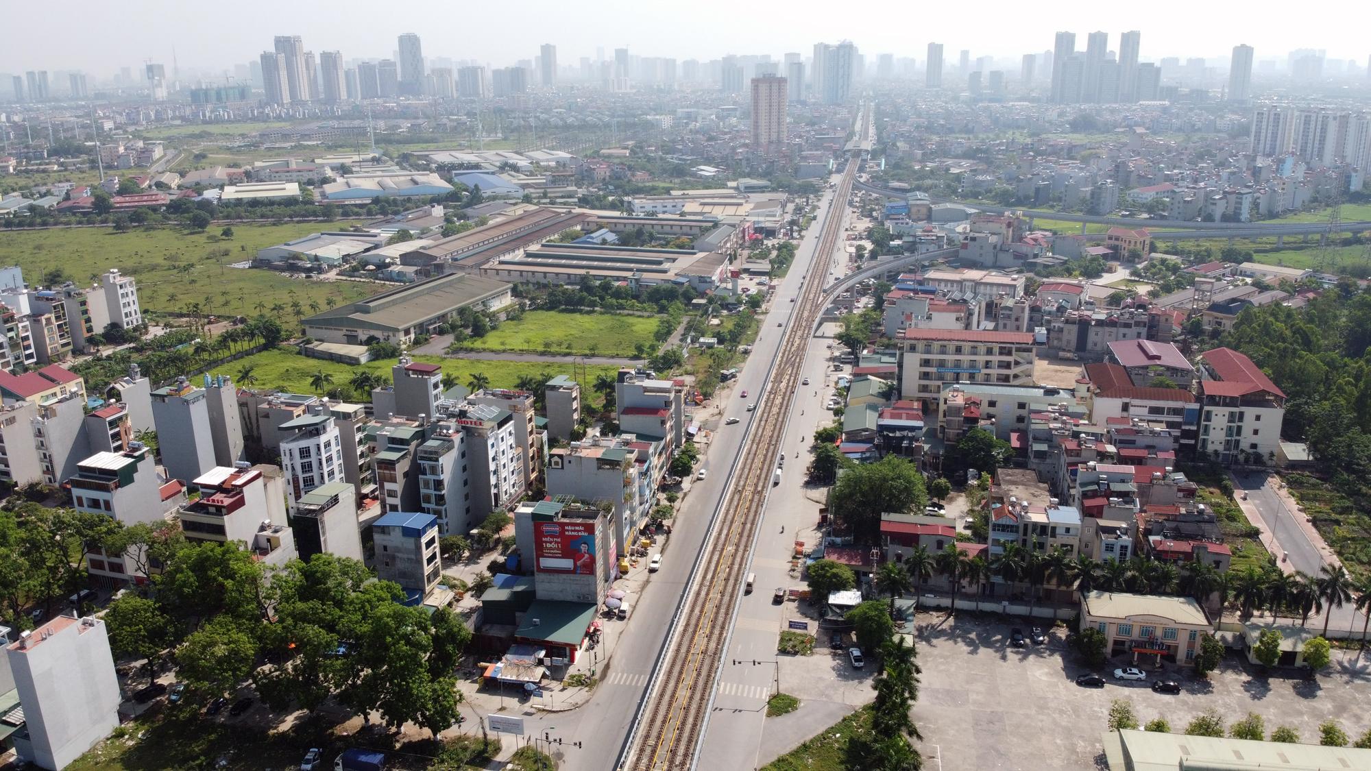 Sẽ có đường 21 m ở phía Tây Nam huyện Quốc Oai - Ảnh 1.