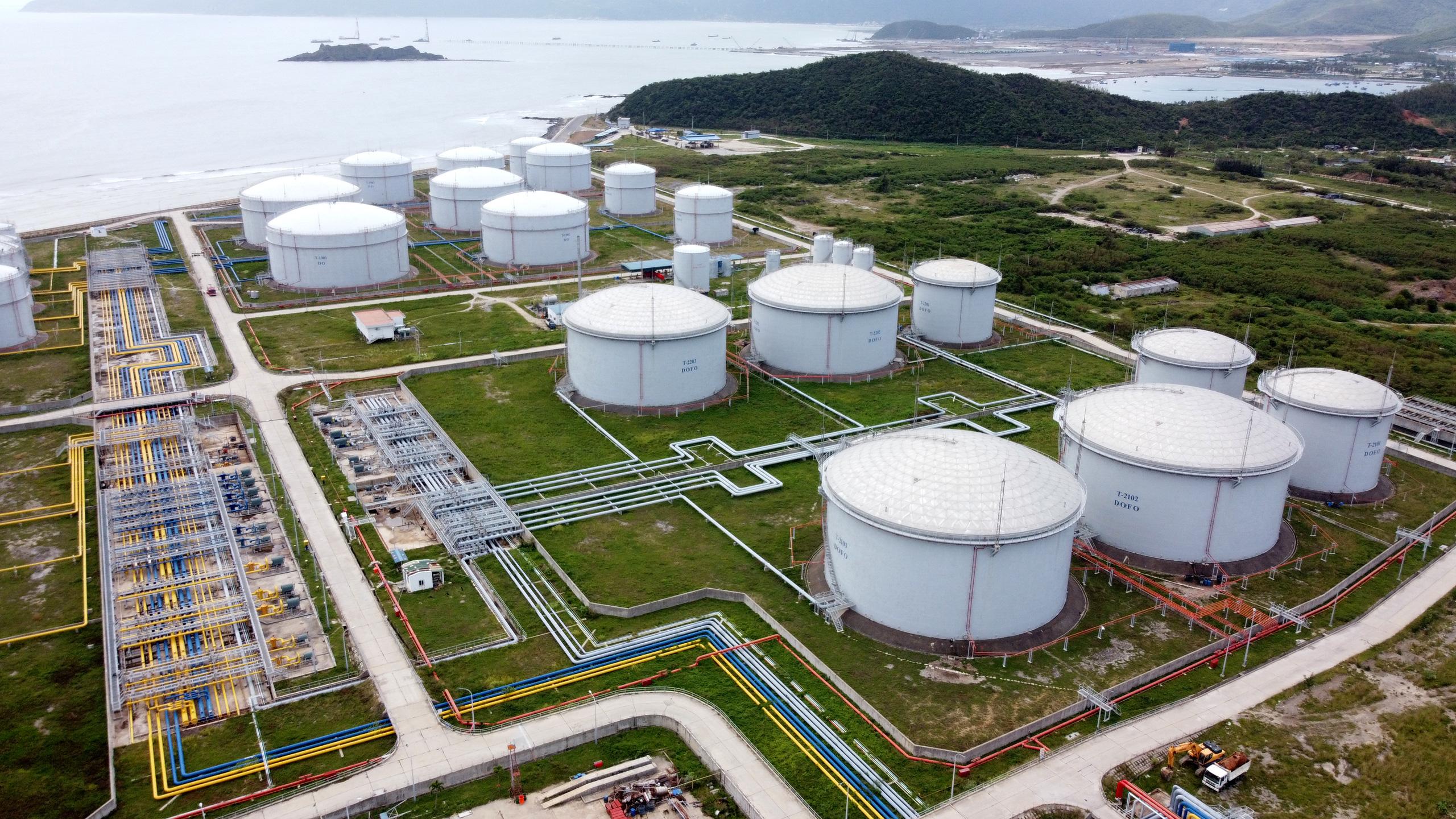Khánh Hòa: Dành hơn 1.000 ha đất tại Nam Vân Phong để phát triển điện khí - Ảnh 1.