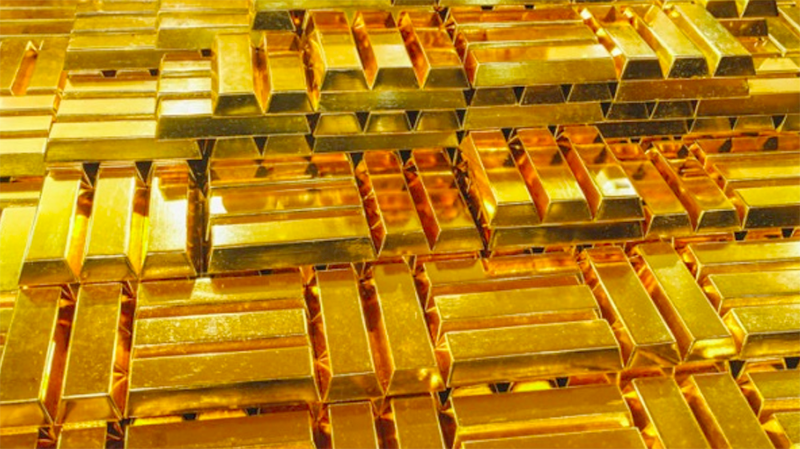 Giá vàng hôm nay 21/11: Chốt phiên cuối tuần, vàng đảo chiều tăng nhẹ 50.000 đồng/lượng - Ảnh 1.