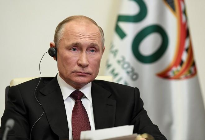 Hội nghị Thượng đỉnh G20: Nga sẵn sàng cung cấp vắc xin ngừa COVID-19 cho tất cả các nước - Ảnh 1.
