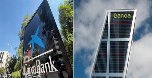 Sáp nhập - giải pháp tối ưu để cứu các ngân hàng Tây Ban Nha - Ảnh 1.
