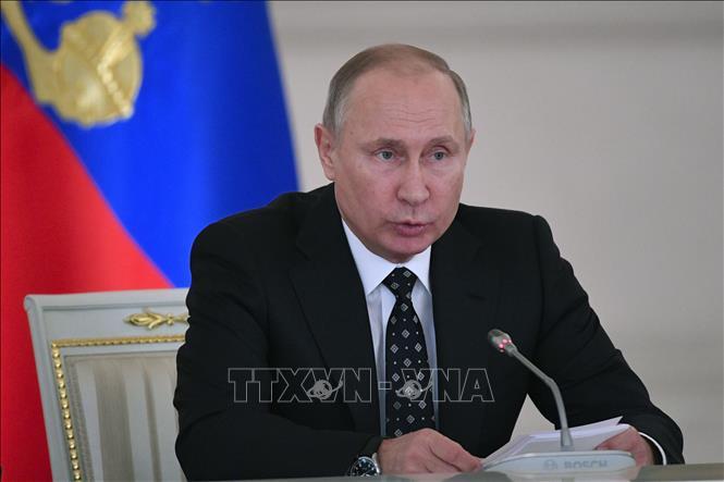 Nga gia hạn lệnh cấm vận nhập khẩu thực phẩm từ phương Tây đến cuối năm 2021 - Ảnh 1.
