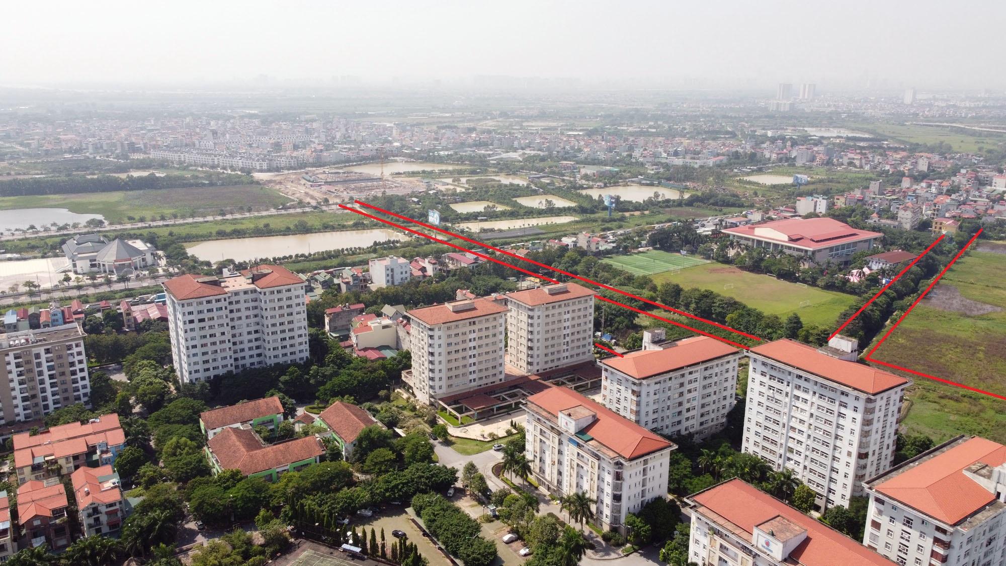 Ba đường sẽ mở theo qui hoạch ở xã Cổ Bi, Gia Lâm, Hà Nội - Ảnh 12.