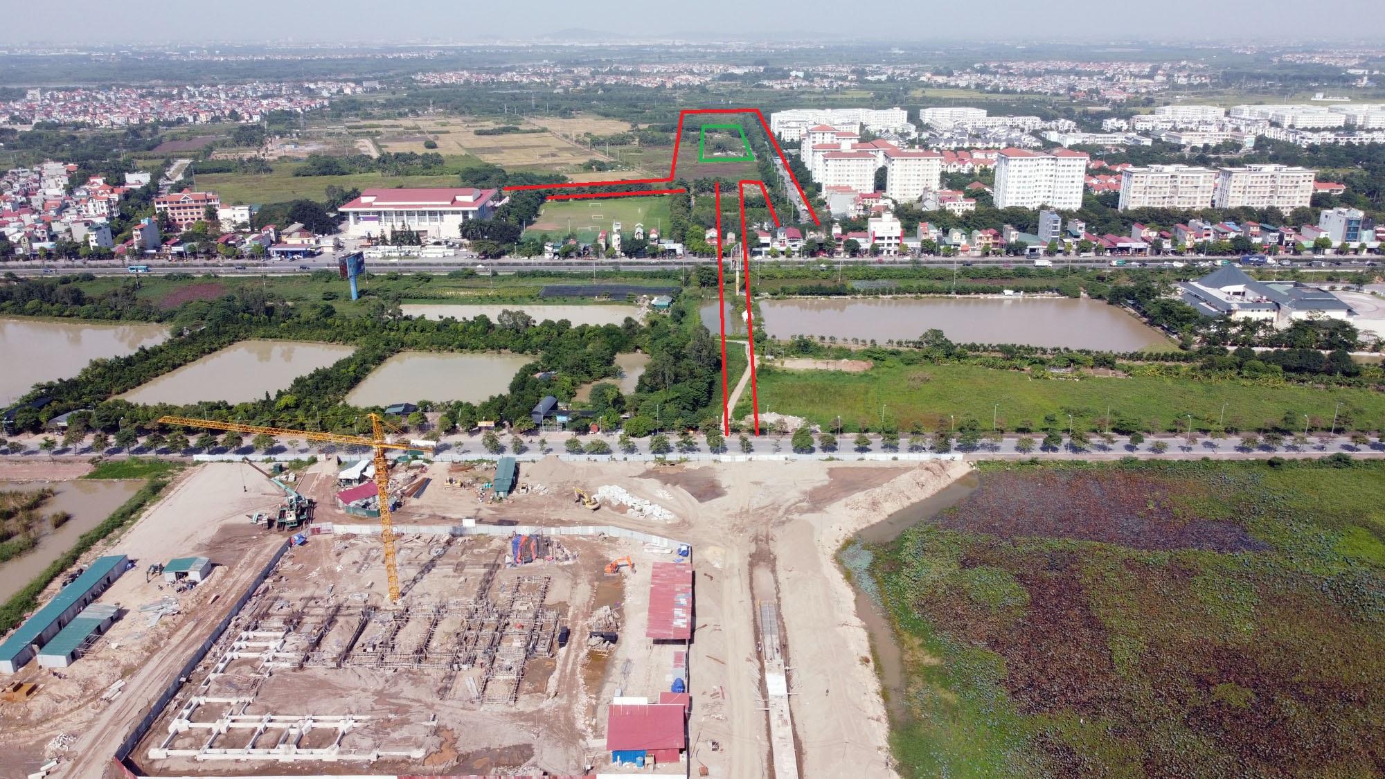 Ba đường sẽ mở theo qui hoạch ở xã Cổ Bi, Gia Lâm, Hà Nội - Ảnh 13.