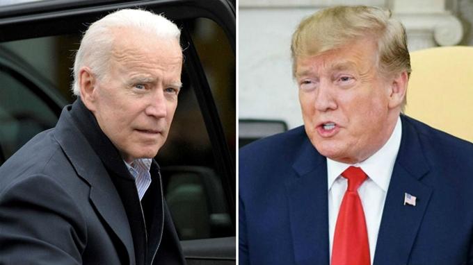 Ông Biden đối mặt với quyết định khó khăn về các vụ truy tố ông Trump - Ảnh 1.