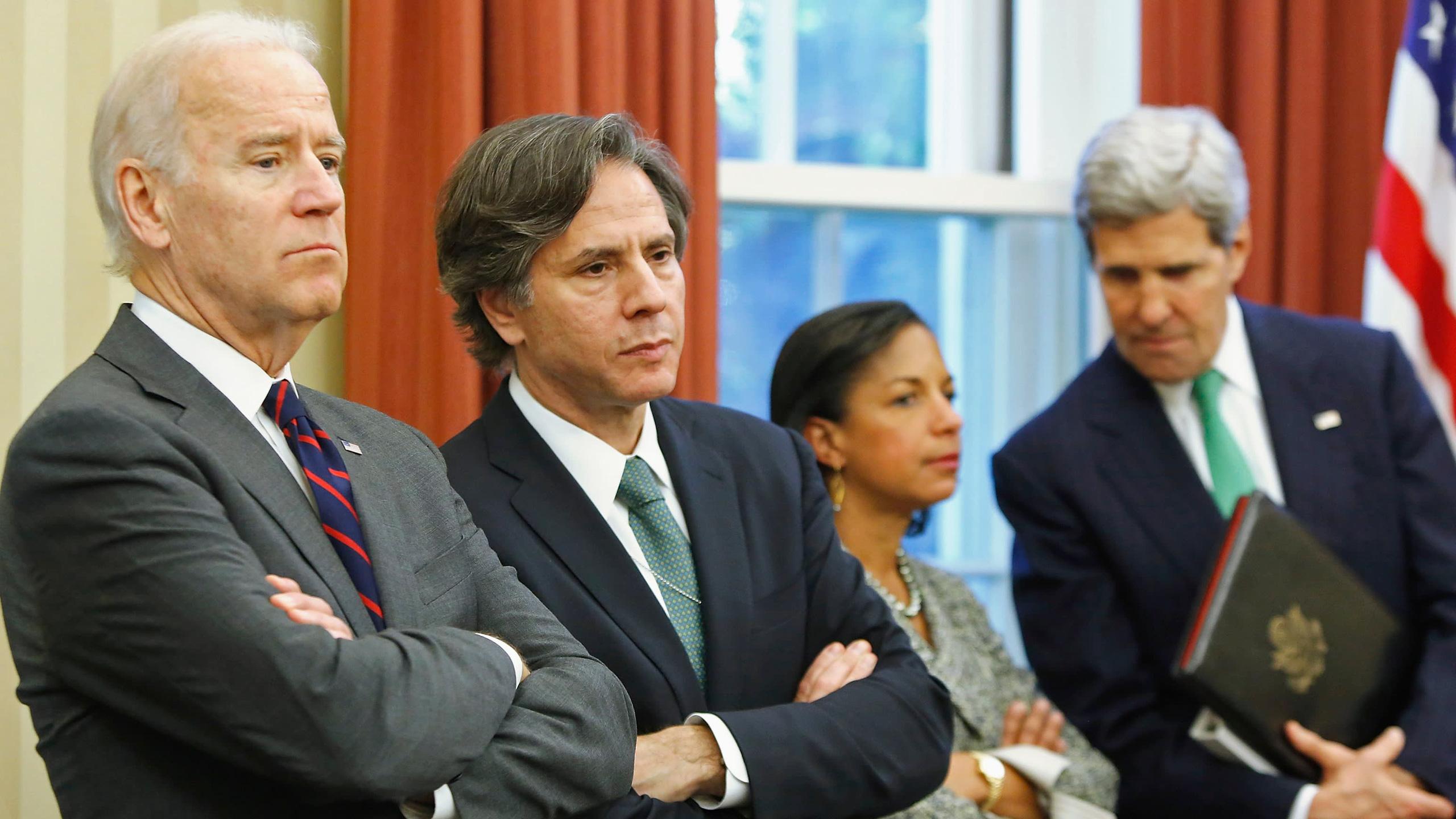 Reuters: Ông Biden chọn nhà ngoại giao kì cựu Antony Blinken làm ngoại trưởng Mỹ - Ảnh 1.