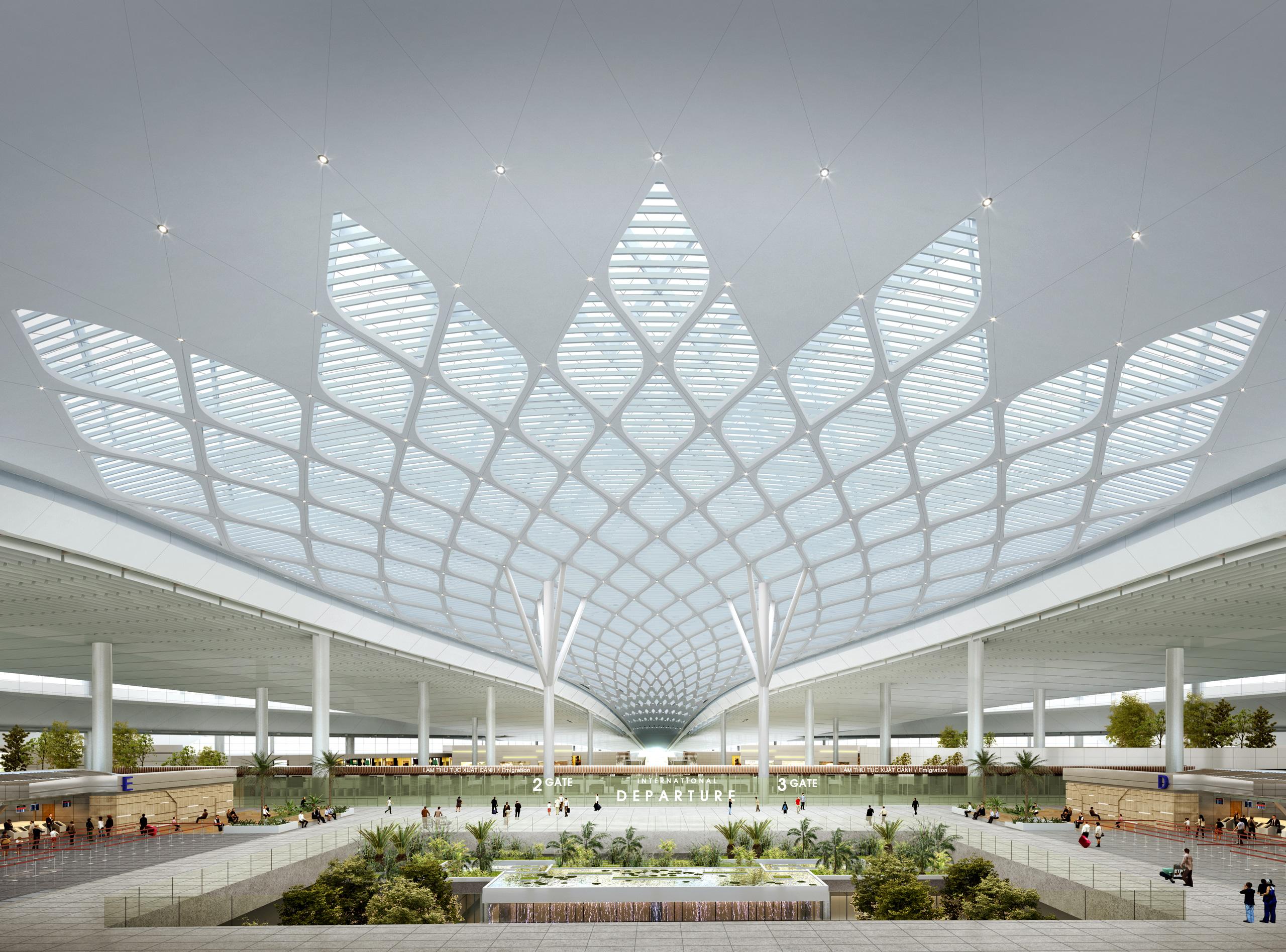 Cảng hàng không quốc tế Long Thành sẽ khởi công vào cuối tháng 12/2020 - Ảnh 1.